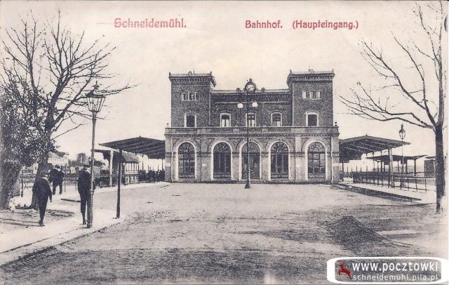 Bahnhof Haupteingang