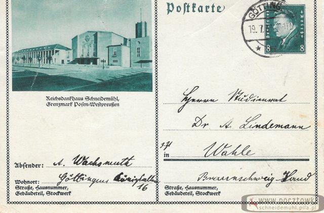 Reichsdankhaus 19.07.1931 rok