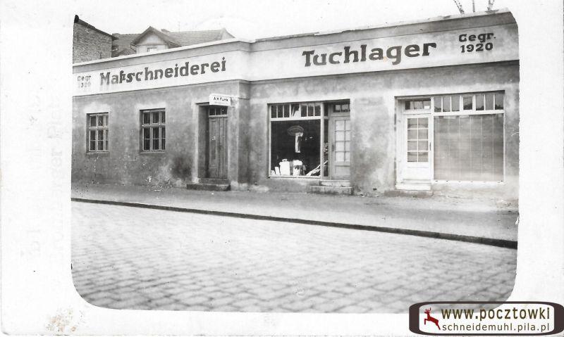 Tuchlager Bromberger Platz