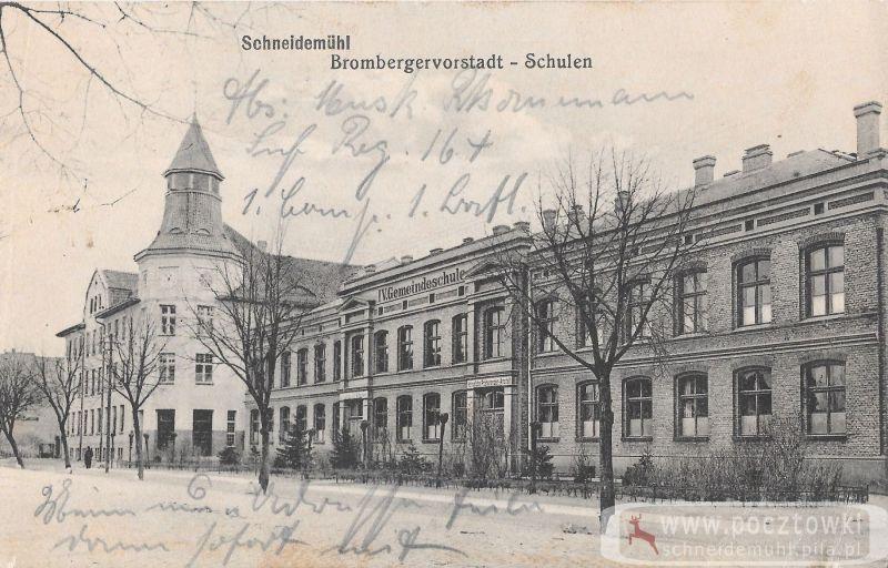 Brombergervorstadt - Schulen