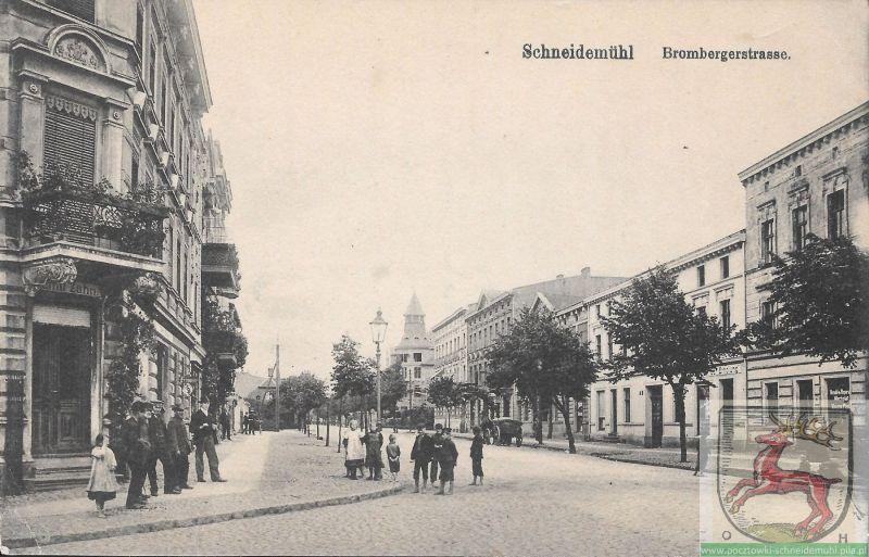 Bromberger Straße