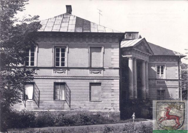 Pałac z 1799 roku
