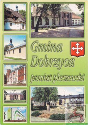 Gmina Dobrzyca 14.07.2000