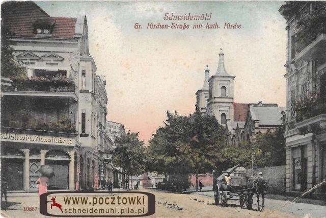 Kościół św. Janów. Grosse Kirchenstrasse