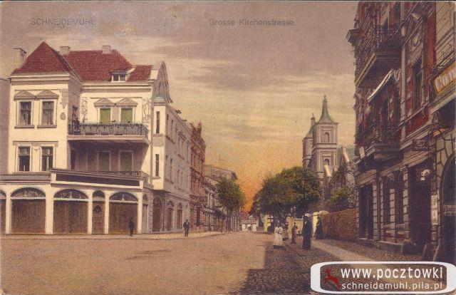 Große Kirchenstraße 11.01.1915 rok