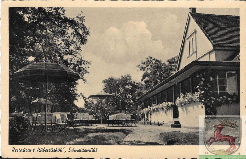 Restauracja Hubertushöh