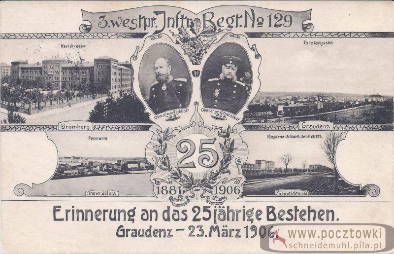 3. Westpr. Infanterie Regiment Nr.129