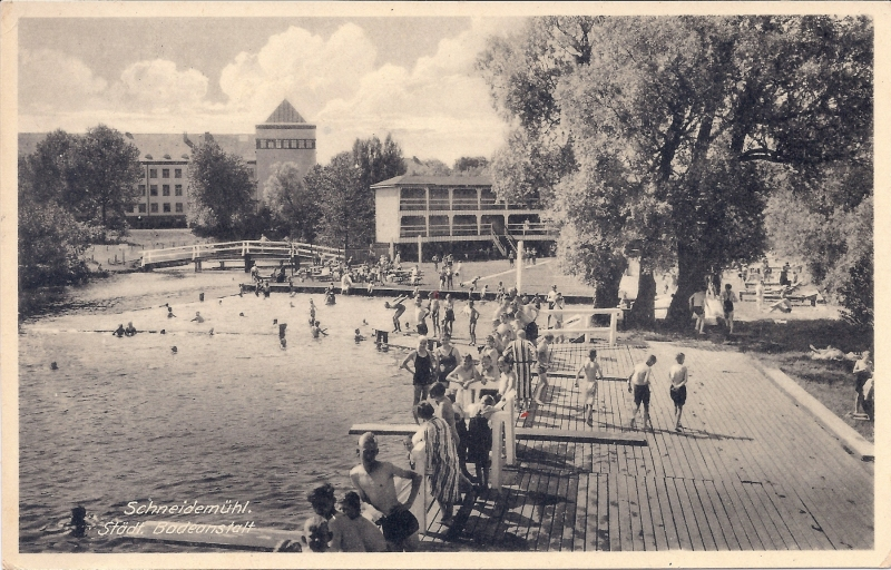 Stadt badeanstalt