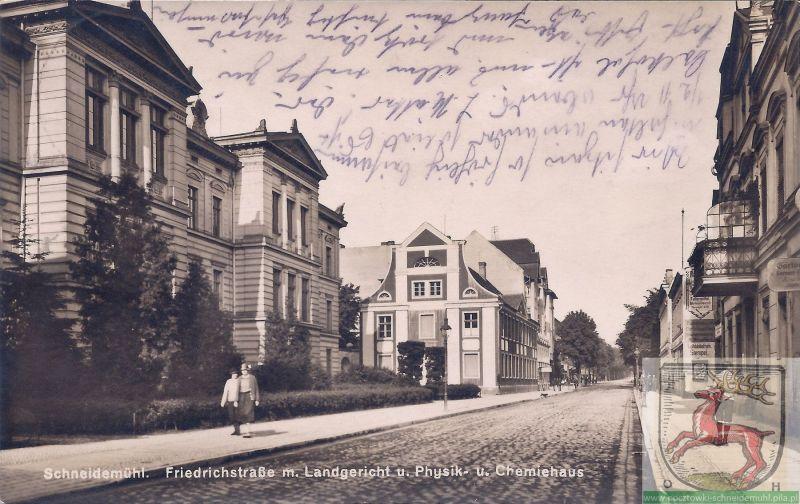 Physik und Chemiehaus