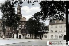 Poststraße mit Hotel Post und PostamtWilhelmsplatzul