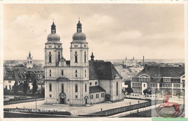 Kościół św. Rodziny 22.03.1928