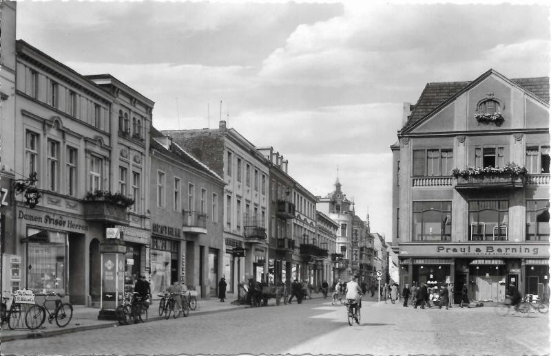 Neuer Markt u. Friedrichstrasse
