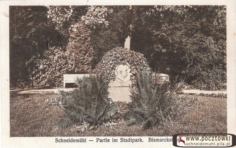 Stadtpark m. Bismarck-Stein