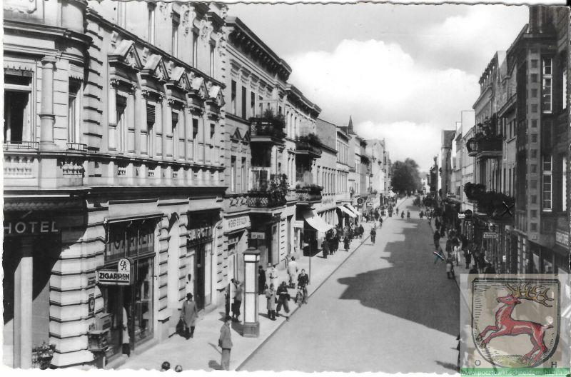 Posenerstraße