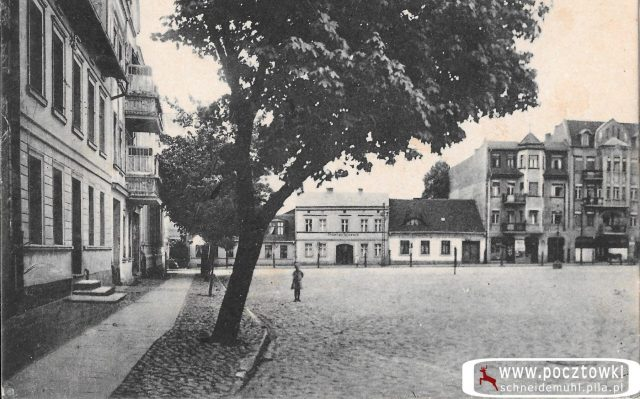 Hindenburgplatz Stary Rynek 24.09.1924 rok