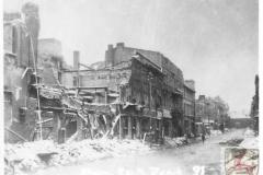 Ruine ehemaliges Kaufhaus ZEECK
