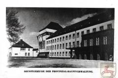 Provinzial-Hauptverwaltung Dienstgebäude