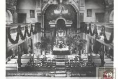 Stadtkirche General-Kirchen-Invisitation 1933