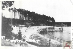 Strandbad Albertsruh Badeanstalt