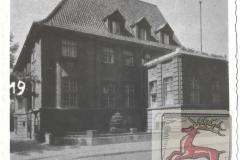Ortskrankenkasse Verwaltungsgebäude Foto-Rassmann