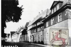 Logenstraße Aleja Niepodległości