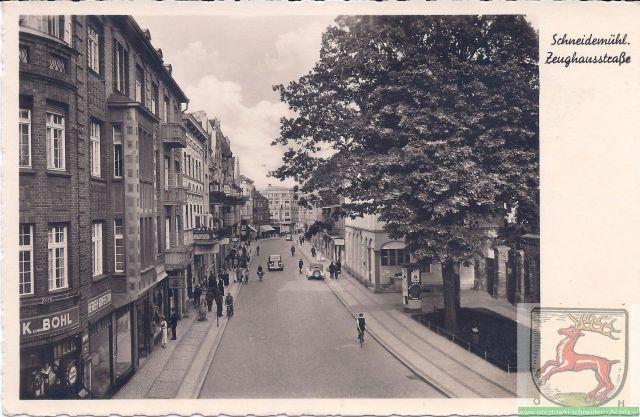 Zeughausstraße 1 Maja, pl. Konstytucji 3 Maja 3.03.1937 rok
