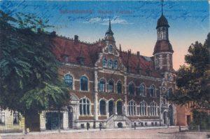 Kaiserl. Postamt Poczta 11/12/1919