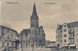 Johanniskirche 5/4/1919