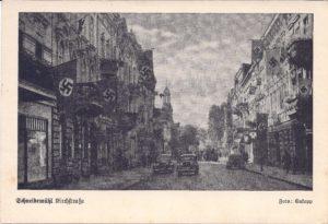 Kirchstraße Aleja Piastów 30.4.1942
