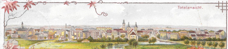 Pocztówki Schneidemühl - Piła