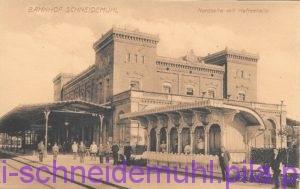 Bahnhoff Schneidemühl