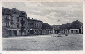 Lobsens, Kr. Wirsitz - Neuer Markt, Łobżenica