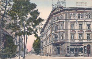 Bismarckstraße, Central Hotel, 24/1/1919