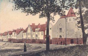 Bismarckstraße, 1936
