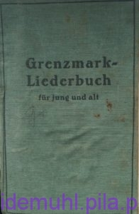Grenzmark Liederbuch fur jung und alt