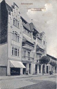 Zeughausstrasse, Cafe Kaiserkrone