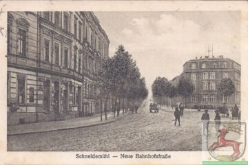 Neue Bahnhof Straße