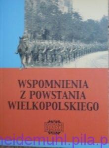 Wspomnienia z powstania wielkopolskiego