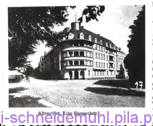 Albrecht/Bismarckstrasse