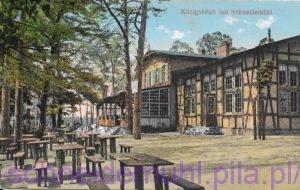 Königsblick beu Schneidemuhl Piła Kalina 12.4.1927