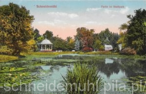 Park miejski 26.3.1927
