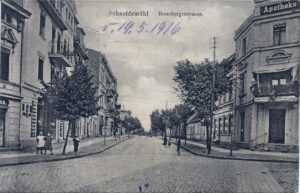 Brommbergerstrasse 19/5/1916