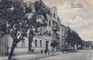 Hindenburgplatz 14/11/1916