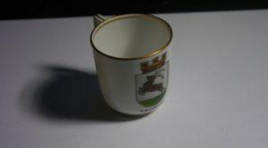 Porcelanowy kubek Schneidemühl