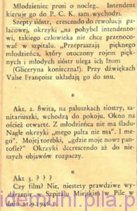 Wagon unrra dla Szpitala Miejskiego w Pile, w: Piła Mówi, 29 września 1946, rok 1, n4 4 (5), str. 7