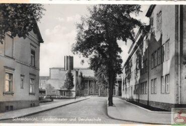Landestheater und Berufsschule