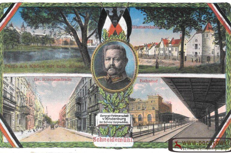General Feldmarschall v. Hindenburg