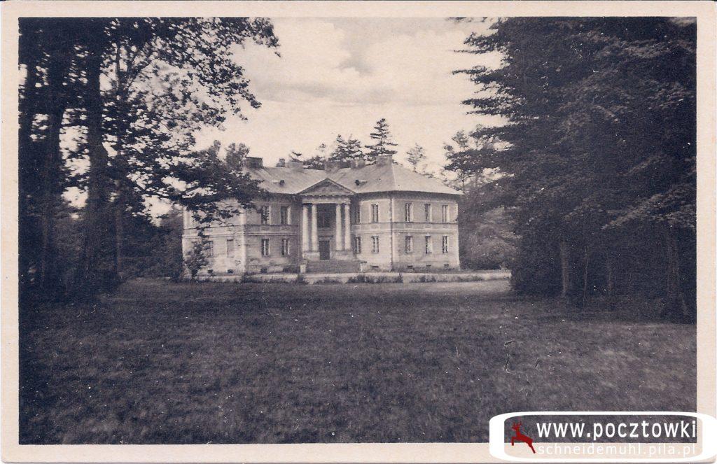 Schloss Dobberschutz Dobrzyca Pałac
